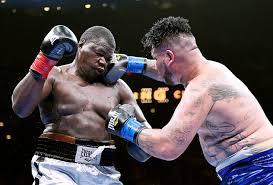 EXCLUSIVE Curtis Harper: I would knock out Chris Arreola in rematch -  Boxing News
