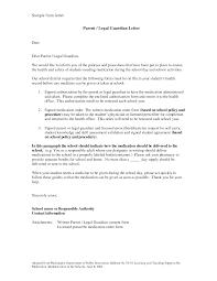 Cover Letter Resume Order Temporary Guardianship Letter Sample Bagnas Sample Legal 28
