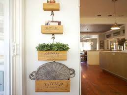 image of diy kitchen wall art decor