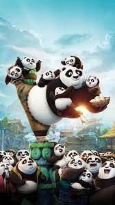 Kung Fu Panda 3 (2016) Phone Wallpaper ...