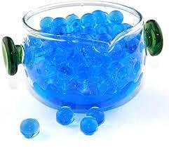 <b>Blue Water</b> Beads, 10000 Growing Jelly Pearls Balls Water <b>Gel</b> ...