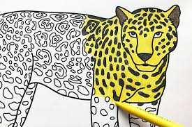 Jaguar Free Printable Templates Coloring Pages Firstpalettecom