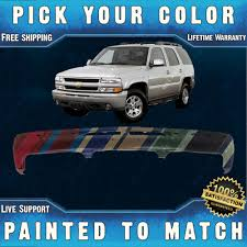 NEW Painted To Match Steel Front Bumper 2000-2006 Chevy Silverado ...