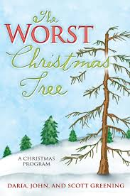 WORST CHRISTMAS TREE EVER  933 WKYQWorst Christmas Tree