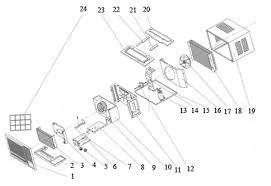 window air conditioner parts. Interesting Air Window Air Conditioner Parts And Window Air Conditioner Parts I