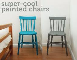 old wooden chair. super-cool-painted-chairs old wooden chair