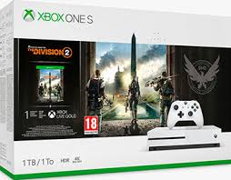 <b>Стационарная приставка Microsoft</b> Xbox One S 1Tb с игрой Tom ...