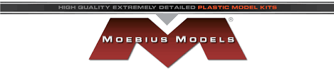 new release model car kitsMoebius Models