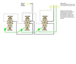 15 amp outlet on 20 amp breaker facbooik com 15 Amp Plug Wiring Diagram 208v 20amp perpendicular 15 amp 2 pole plug wiring diagram