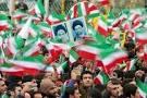نتیجه تصویری برای جلوه زیبای اتحاد اقوام خوزستانی در راهپیمایی 22 بهمن