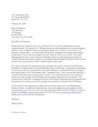 Ideas Of Worst Cover Letter Jp Morgan With Proposal