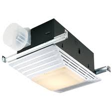Bathroom 3 In 1 Lights Heaters Reviews Broan Nutone 659 Heater Fan And Light Combo For Bathroom And Home 2 5 Sones 1300 Watts 50 Cfm