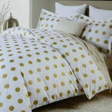 gold twin sheets
