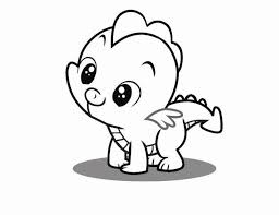 Small Picture Cute Dragon Coloring Pages 5227 550414 Free Coloring KIDS Area