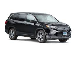 2016 honda pilot. Interesting 2016 In That Respect The 2016 Honda Pilot Does A Commendable Minivan Impression  With Its Flexible Seating For Eight Roomy Versatile And Featurefilled  To T