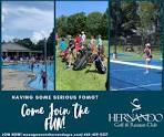 Hernando Golf & Racquet Club - Home | Facebook