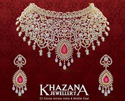 diamond set by khazana jewellery