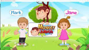 Tải Monkey Junior Monkey Junior 2.1.0 - Phần mềm học tiếng Anh cho bé