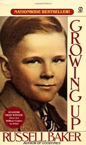 growing up signet russell baker com books
