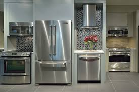 Home Appliance Bundles Kitchen Appliances Stainless Steel Kitchen Appliance Bundle Of