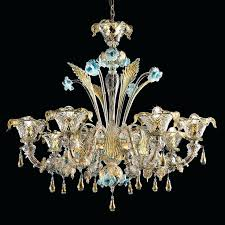 murano glass chandelier glass chandelier murano glass chandelier calla lily