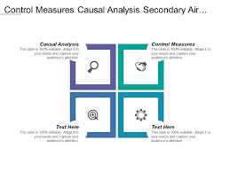 Causal Analysis Control Measures Causal Analysis Secondary Air Quality
