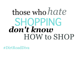 Shopping Quotes Funny