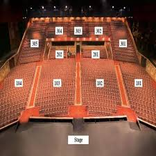 image for sight and sound seating chart