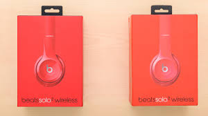 beats solo2 packaging