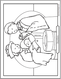 Small Picture Baptism Coloring Sheet Baby At The Font