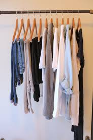 How To Start A Capsule Wardrobe 5 Step Visual Guide