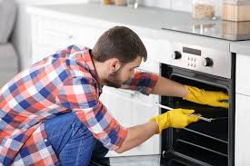 cleaning oven naturally