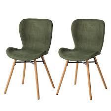 Polsterstuhl Livaras 2er Set Chairs Stühle