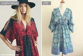 Summer Dress Patterns Fascinating Free Sewing Pattern Tutorial Free People Inspired Summer Dress