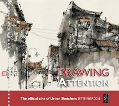 drawing attention september 2018