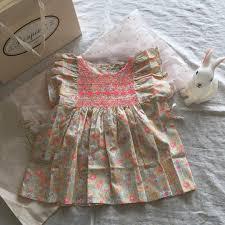 Free Printable Smocking Designs For Baby Dresses