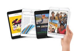 hiệu suất hoạt động trên  iPad Mini Retina