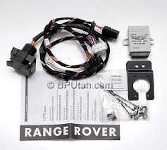 range rover genuine oem factory trailer tow wiring harness Land Rover Discovery 2 Engine at Land Rover Discovery 2 Trailer Wiring Diagram