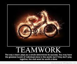 Team Success Quotes Best Teamwork The Way A Team Plays As A Whole Determines Its Success You