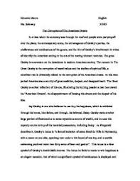 corruption essay in english twenty hueandi co the corruption of the american dream gcse english marked by
