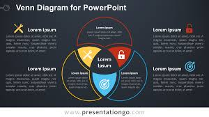 Venn Diagram In Ppt Venn Diagram For Powerpoint Presentationgo Com
