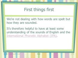 Some of these symbols were borrowed from runic writing. Child Language Acquisition Phonological Development Ppt Download