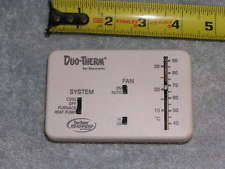 rv thermostat rv dometic duo therm wall analog thermostat heat cool ac furnace heater 310761