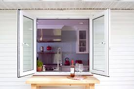 open window from outside. Plain Open Image Of Our Centra 2700 Tilt U0026 Turn Window Customized To Open Up For Pass  Through Inside Open From Outside O