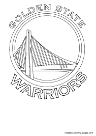ท สมบ กสมบ น coloring pages golden state warriors