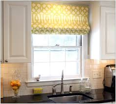 kitchen curtains and valances yellow
