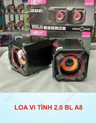 Loa Vi Tính Stereo BL A8 | Điện Tử Vi Tính TVC https://dientuvitinh.com