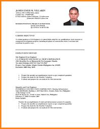 Sample Resume Objectives For Fresh Graduates Hrm New Hrm Resume
