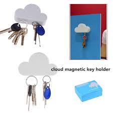 Wall Key Holder Aliexpresscom Buy Hipsteen Wall Key Holder Cloud Shaped