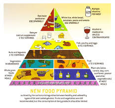Food Group Pyramid Chart Understanding The Food Group Pyramid And How To Use It For
